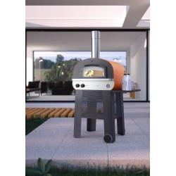 Piero 40x60 - 2 pizza's (incl trolley)