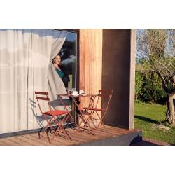 Fermob Bistro vierkante tuintafel (57x57)