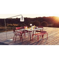 Fermob Balad staander + lamp H38 - Verveine