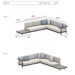 Royal Botania - Alura Lounge