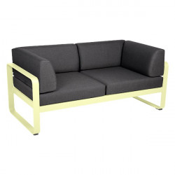 Fermob Bellevie lounge club-zetel (2p)