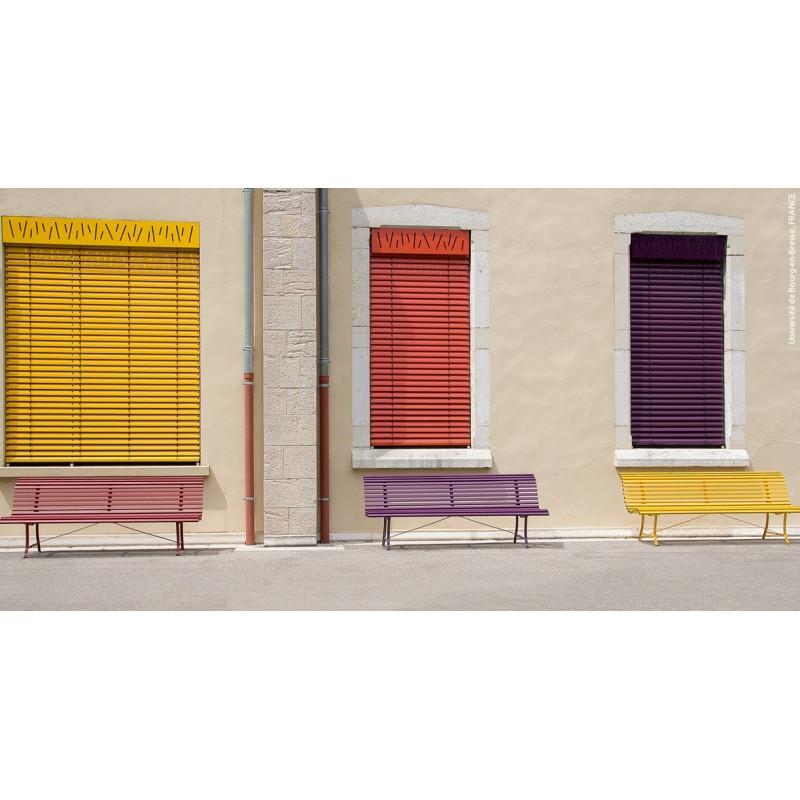 Wohndesign Fermob Lounge: Fermob Louisiane Tuinbank 200 Cm Voor 4 A 6 Personen