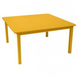 Fermob Craft vierkante tuintafel (143x143)