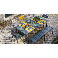 Fermob Monceau tuinstoel met armleuning