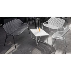 Fermob Croisette lounge bank XL