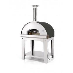 Marinara Antraciet 80x80 - 6 pizza's (incl. trolley)