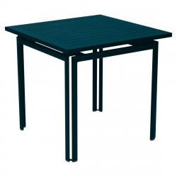 Fermob Costa vierkante tuintafel (80x80)