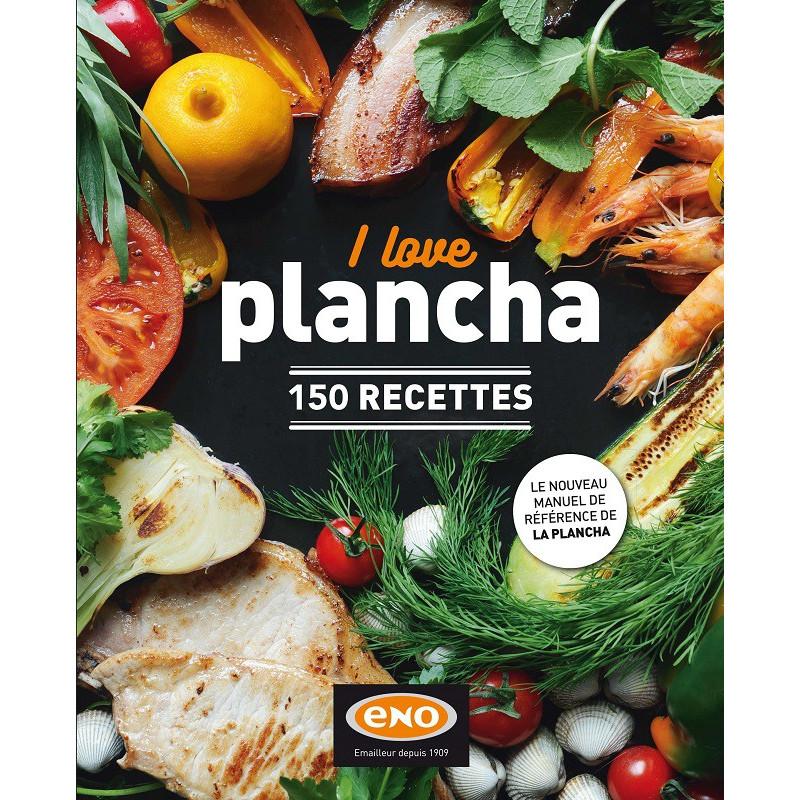 ENO receptenboek Plancha