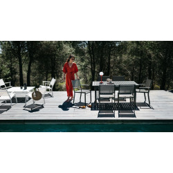 Fermob Costa rechthoekige tuintafel (160x80)
